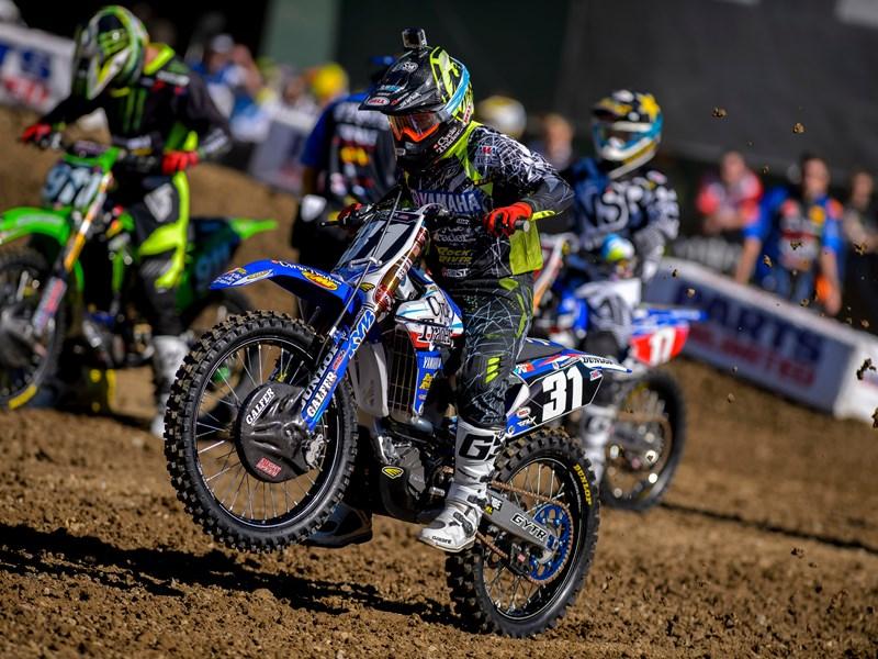 Gaerne   Riders Us Motocross: ALEX MARTIN